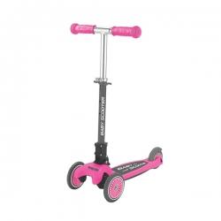 Detská kolobežka Baby Mix Scooter pink