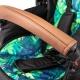 CAMINI Yuna kombinovaný kočík + autosedačka CAMINI Musca BLACK