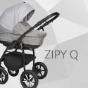 Zipy Q 3v1 Baby Merc kombinovaný kočík
