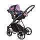 La Rosa Limited 3v1 Baby Merc kombinovaný kočík