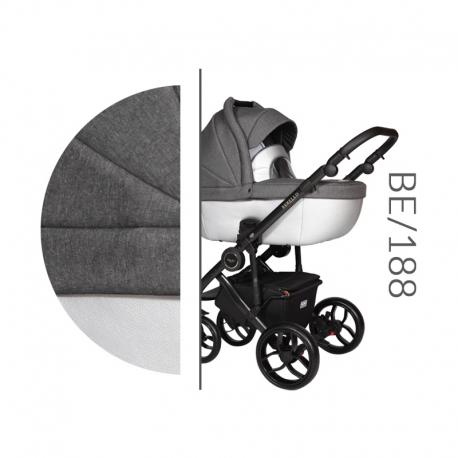 Bebello Limited 3v1 kombinovaný kočík