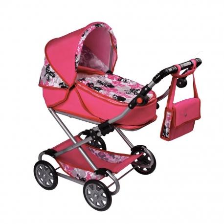 Detský kočík pre bábiky 2v1 New Baby