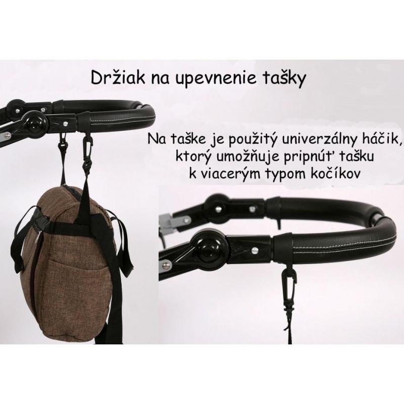 f548e9fb8 Taška na kočík Baby Merc   Najkocik