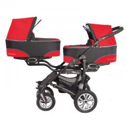 Twinni BabyActive kočík pre súrodencov
