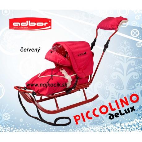 Piccolino Xdrive sánky Adbor