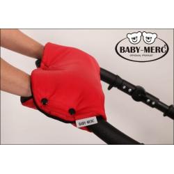 Ochranné rukavice na kočík, sánky