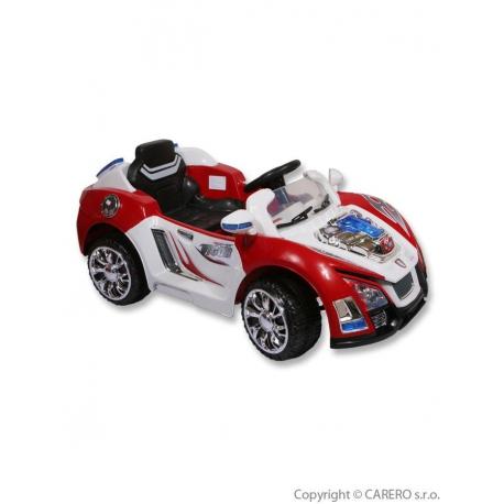 Elektrické autíčko PlayTo - 2 motory a 2 rýchlosti
